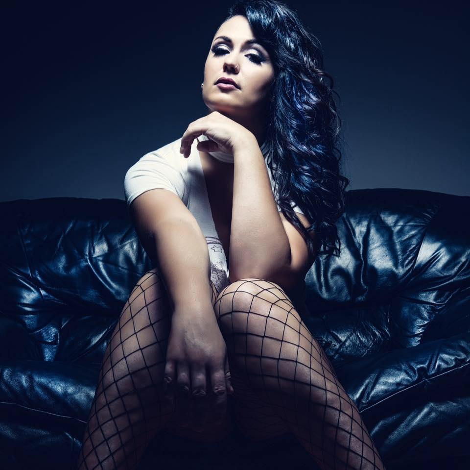 Alayna promo shot