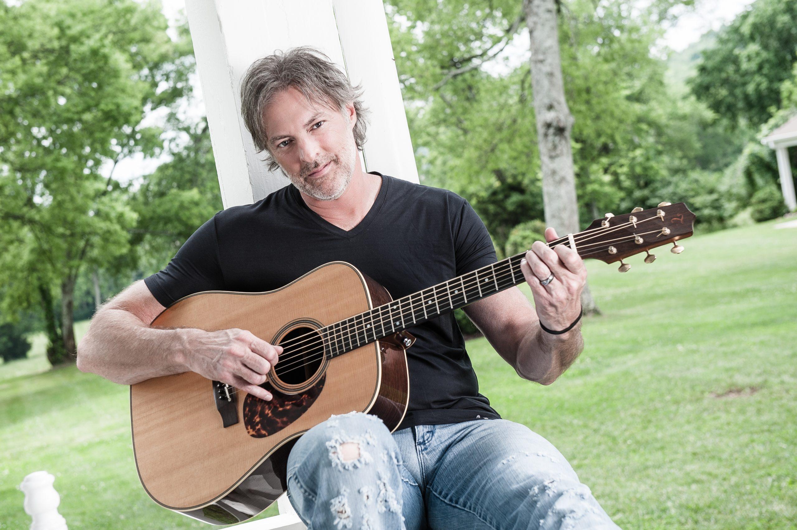 DarrylWorley_Guitar on Porch