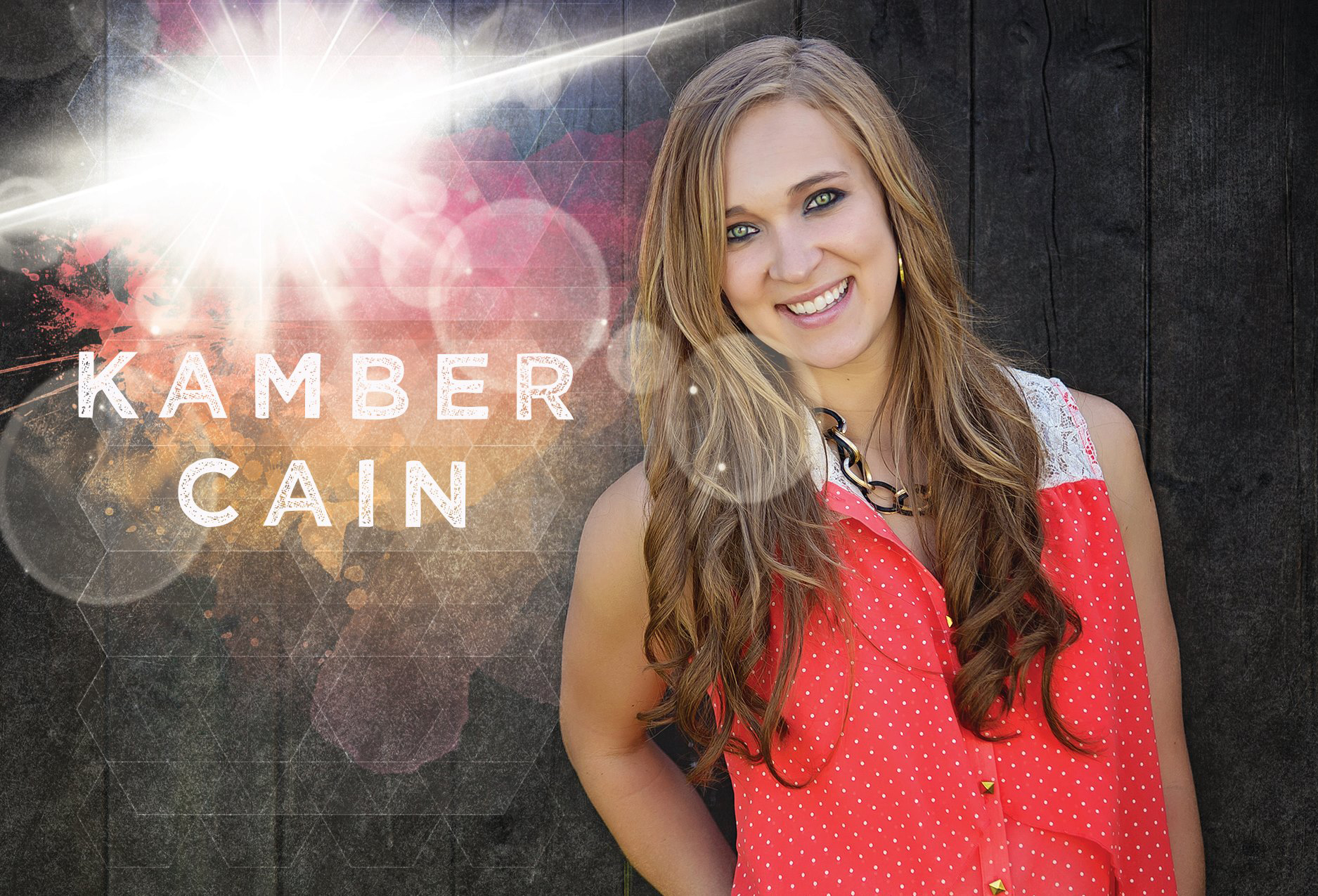 Kamber Cain – with Name