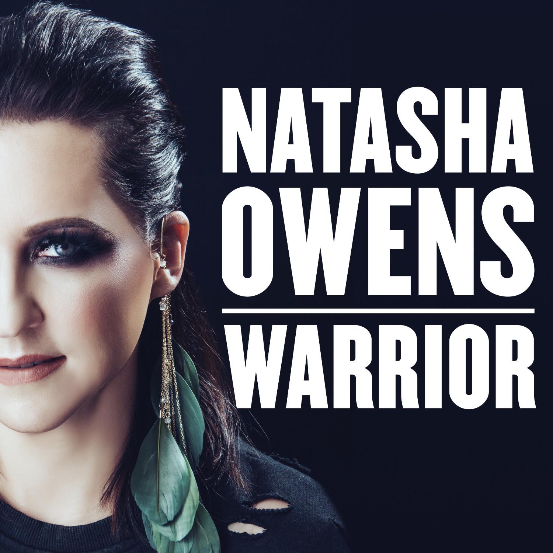 Natasha Owens Warrior cover